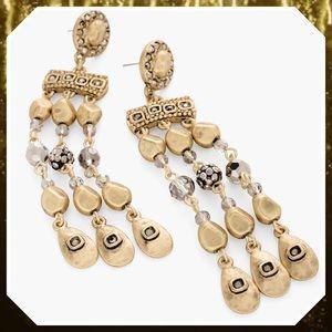 Chico's Poppy Chandelier Earrings
